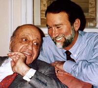 Jerry Fielder, Curator & Director of Karsh Estate, & Yousuf Karsch