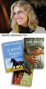Jane Smiley & her books